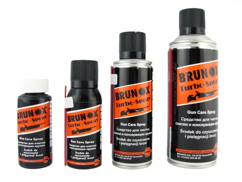 Brunox Gun Care Spray 100 мл