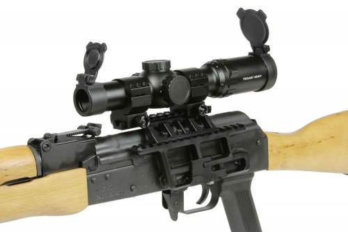 Primary Arms приціл оптичний 1-6X Scope with Patented ACSS 7.62х39-300AAC